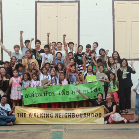 Chiang Mai participants