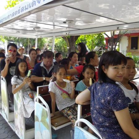 Chiang Mai show
